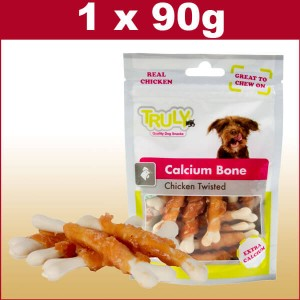 Snacks Hund | Calcium Bones mit Chicken Filet umwickelt